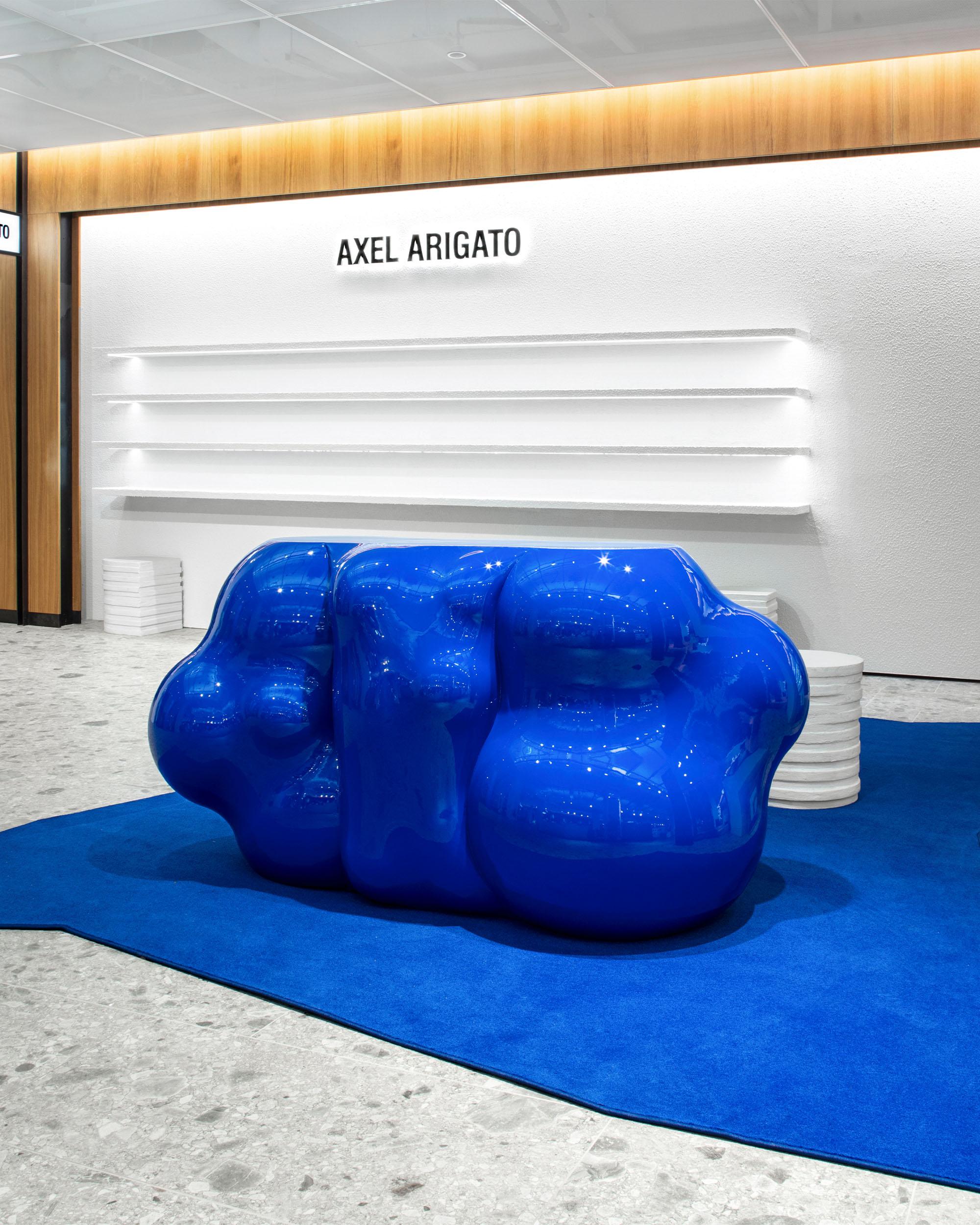 Editorial –Interview Axel Arigato